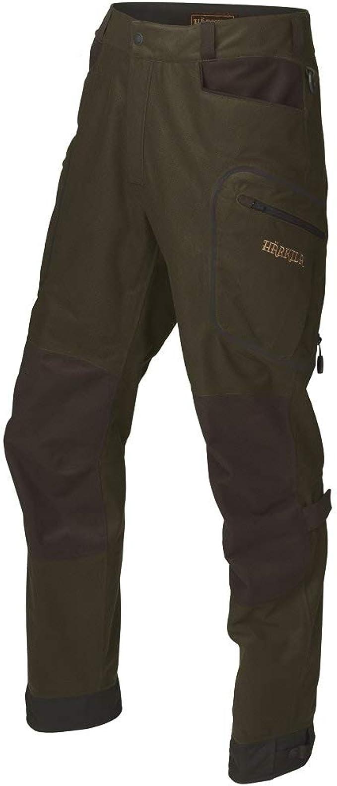 Costruire Di chi completo da uomo  Härkila Mountain Hunter - Pantaloni da Caccia in Gore Tex: Amazon.it:  Abbigliamento