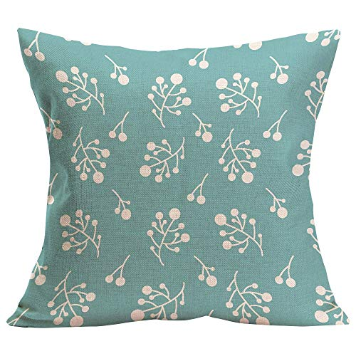 (Pillow Case - Flax Square Throw Pillow Case Cover 17 Inch X17 Snowflake - Jack Hearts Pattern Tropical Know Disposable Unicorn Rose Shineweb Ocean Unique Organic Cool Ruffles Hotel Decorating J)