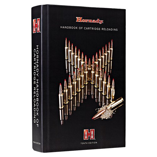 Hornady 99240 Handbook 10th Edition, Not Applicable (Pistol Reloading Supplies)