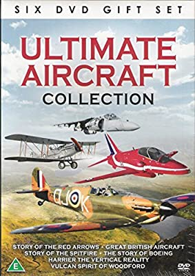 ULTIMATE AIRCRAFT COLLECTION History Channel 6 DVD Box Set PAL Region 0
