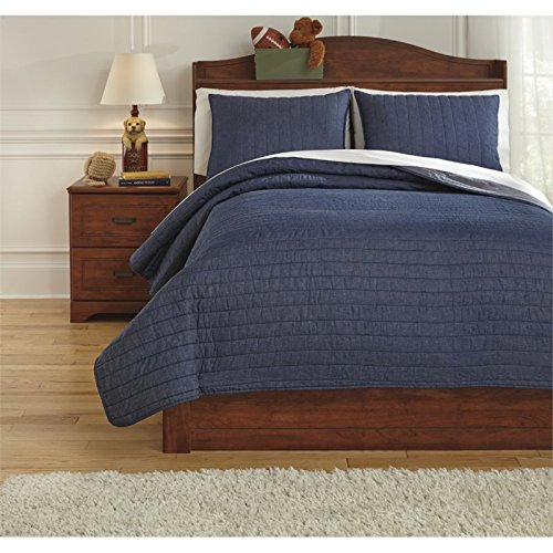 Blue Denim Comforter - 9