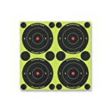 Birchwood Casey Shoot-N-C 3-Inch Round 240 Targets 600 Pasters