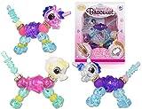 Panjin Wei Magic Animal Transformed DIY Girl Toy Bracelets3 Pack Cute Unicorn Pony