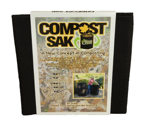 Smart Pots 12120 Compost Sak Fabric Composting Container