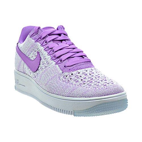 good Nike Air Force 1 Flyknit Low Women's Shoes Fuchsia Glow