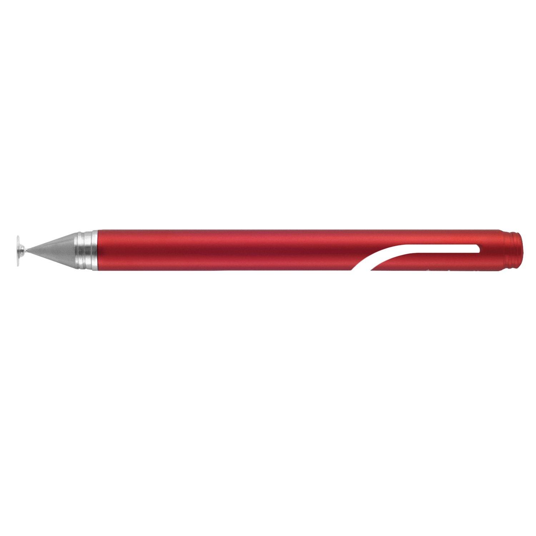 Adonit ADJFD Jot Flip Dampening Pr/äzisions Stylus und Kugelschreiber f/ür Apple iPad//iPhone//iPod//Kindle Fire und Touchscreen Silber