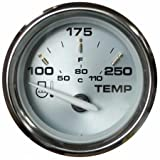 Faria Beede 19003 Kronos 2 in. Water Temperature Gauge