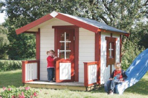 Wolff Finnhaus Kinderspielhaus Kasimir natur