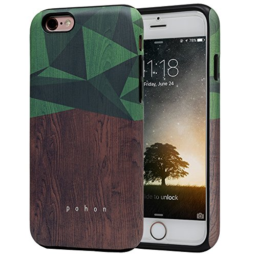 wood back iphone 6 - 3
