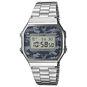Reloj digital Casio vintage unisex A168WEC