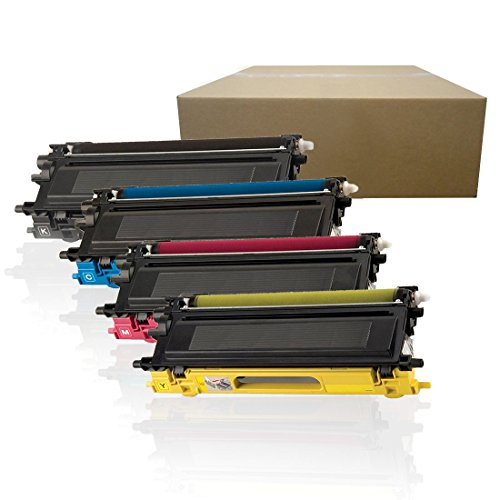 Inktoneram Compatible Toner Cartridges Replacement for Brother TN115 TN-115 HL-4040CDN HL-4040CN HL-4050CDN HL-4070CDN HL-4070CDW DCP-9040CN DCP-9045CDN MFC-9440CN ()