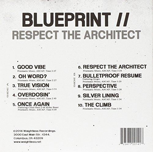 Blueprint respect the architect amazon music malvernweather Gallery