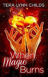 When Magic Burns (Darkly Fae Book 3)