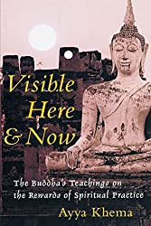 Visible Here and Now: The Buddha's Teachings on the Rewards of Spiritual Practice