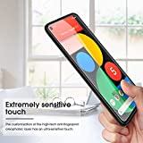 OMOTON [3 Pack] Screen Protector for Google Pixel 5