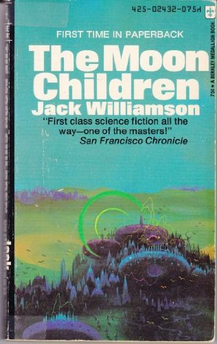 book cover of The Moon Children