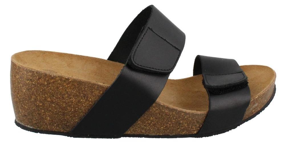 Eric Michael Womens LIAT Sandal B011FAW8A8 36 M EU / 5.5-6 B(M) US|Black 1