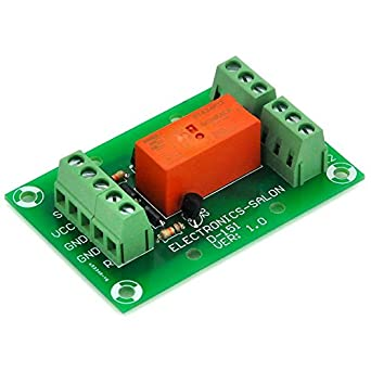 electronics salon bistable  latching dpdt 8 amp power relay module  dc12v coil  rt424f12 amazon Bistable Latching Single Coil Relay Bistable Relay Circuit