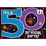 The Party Continues 50th Birthday Invitations 8ct, Health Care Stuffs