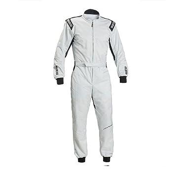 Amazon.com: Sparco Track KS-1 – Kart Racing traje, S ...