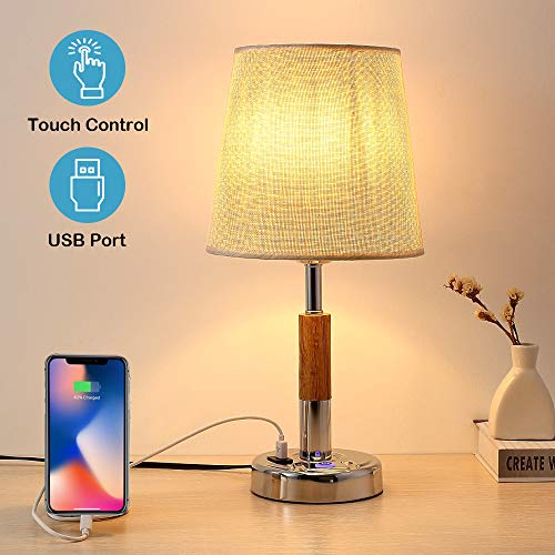 Best Bedroom Lamps Usb Touch Aalsum Reviews