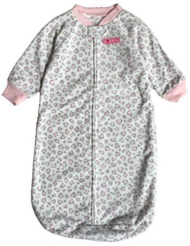 Carters Fleece Sleepingbag Months Hearts product image