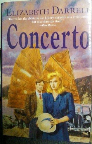 book cover of Concerto