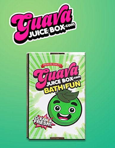 Gava Juice Toy : Guava juice box bath fun kit for sale
