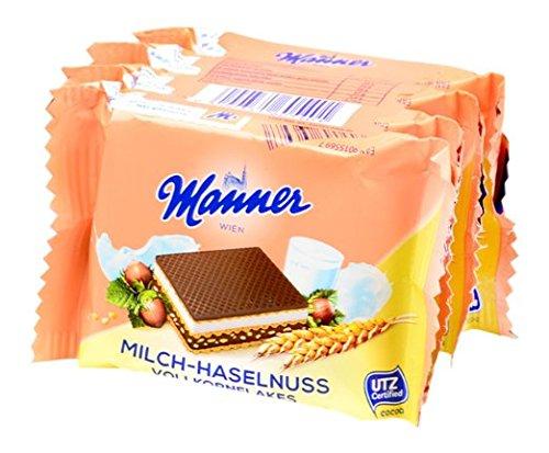- Biscotti Wafers Integrale Manner pz.4x25g
