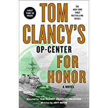 Tom Clancy's Op-Center: For Honor (English Edition)