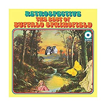 Buffalo Springfield - Retrospective: The Best Of Buffalo Springfield (Lp) [Vinilo]