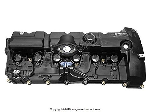 BMW Genuine Engine Cylinder Head Valve Cover 528i 528xi X5 3.0si 128i X3 3.0i X3 3.0si Z4 3.0i Z4 3.0si Z4 3.0si 128i Z4 30i 323i 328i 328xi 323i 328i 328xi 328i 328xi 328i 328xi 328i 328xi 328i 328xi 328i 328i 528i X3 28iX (Bmw X5 Engine Cover compare prices)