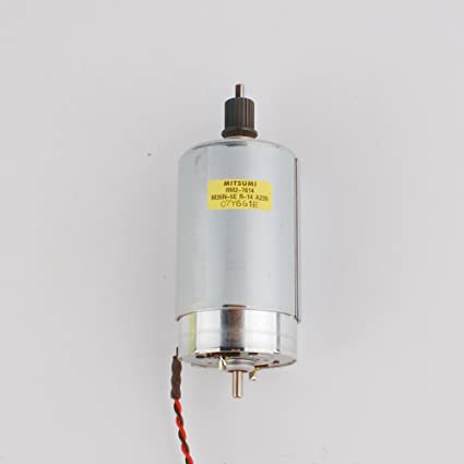 NW MITSUMI Double shaft Motor Electric Vehicle Motor Dust Collector Motor  Encoder Motor (575)