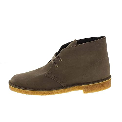 ccdd6abff249bb Clarks Desert Boot - Olive Suede (Brown) Mens Boots 7.5 UK: Amazon.co.uk:  Shoes & Bags