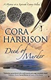 Front cover for the book Deed of Murder by Cora Harrison