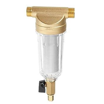 perfeclan Purificador De Agua Prefiltros Filtración De Agua Equipo de Instalación Casera - 2.5 cm: Amazon.es: Bricolaje y herramientas