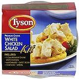 Tyson Premium Chunk White Chicken Salad Kit, 4.57 Ounce (Pack of 12)