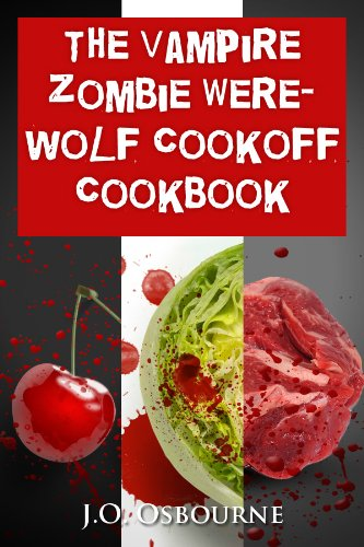 The Vampire Zombie Werewolf Cookoff Cookbook]()