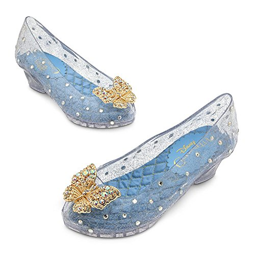 Disney Store Cinderella Butterfly Costume Shoes Size 11/12: Live Action Movie -