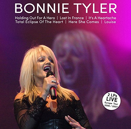 Price comparison product image Bonnie Tyler Live Europe Tour 2006-2007, 2 Schallplatten