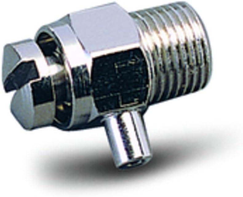 Anzapack 854305S - Purgador Orientable Para Radiador 1/8