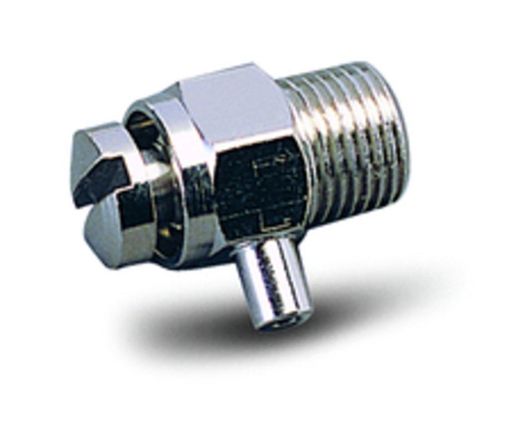 Anzapack 854305S - Purgador Orientable Para Radiador 1/8'