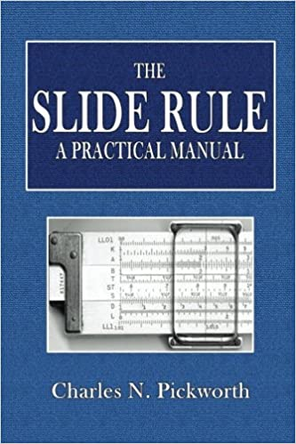 amazon com the slide rule a practical manual 9781533691231