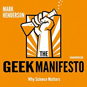 The Geek Manifesto Audiobook