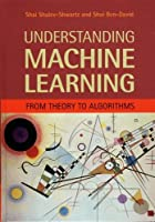 Understanding Machine Learning: From Theory to Algorithms Front Cover