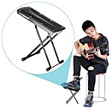 Neewer Extra Sturdy Guitar Foot Rest Made of Solid