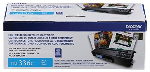 Brother Printer TN336C Toner Cartridge