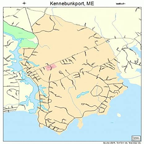 Amazon.com: Large Street & Road Map of Kennebunkport, Maine ... on maine map directions, east west highway maine map, maine atlas map, bar harbor maine map, maine university logo, acadia national park map, maine campus map, maine toll road, maine city map, maine interstate map, maine narrow gauge railroad map, lewiston maine map, maine zone map, maine hotel map, rockland maine map, route 1 maine map, forts of maine map, portland maine map, maine map of usa showing, maine road atlas,