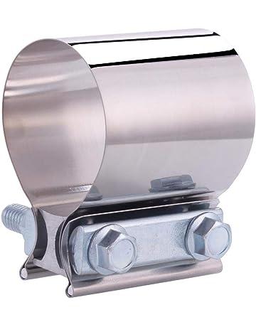Abrazaderas para tubos de escape | Amazon.es