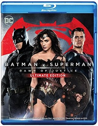 Batman v Superman:Dawn of Justice, Ultimate Edition